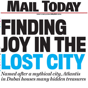 Finding Joy In The Lost City