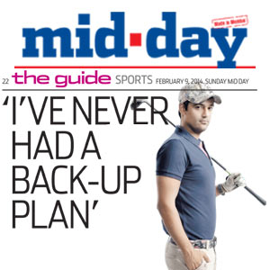 Midday Epaper Sunday - I never had a back-up plan