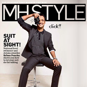 Suit At Sight - Men's Health Magazine - March 2015 Issue