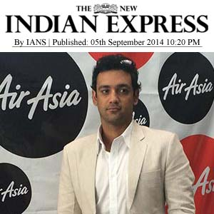 AirAsia India Launches Jaipur, Chandigarh Flights - With Rehan Poncha and Kulraj Randhawa