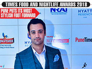 Pune Times Food Guide Awards '18