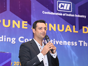 Confederation of Indian Industry (CII - Pune ) Corporate Talk